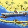 Quest Raising the Submarine from the Sea Floor