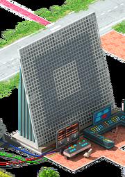 Missile Radar Station