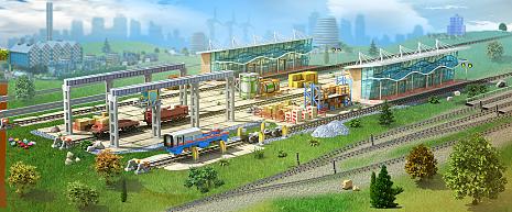 Service Platform Artwork