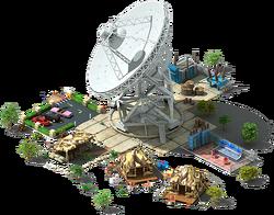 Radio Telescope L3