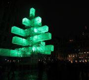 RealWorld Belgian Christmas Tree