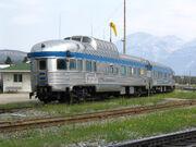 RealWorld Canada Locomotive Arch