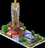 Silver APC-24 Monument