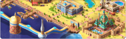 City of Aladdin Background