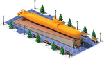 Gold NS-46 Nuclear Submarine
