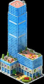 Golden Center Tower