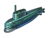 Icon Diesel Submarines