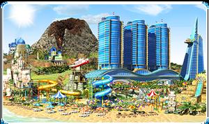 Welcome Tourist Island