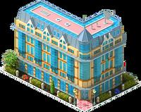 Cadogan Street Office Center