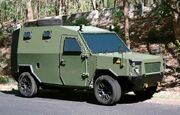 RealWorld AS-25 Armored Car
