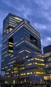 RealWorld Ito Toren Business Center (Night)