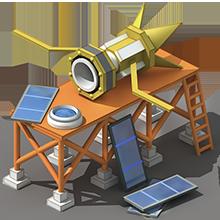 SS-16 Reconnaissance Satellite Construction