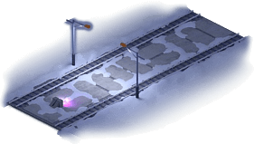 Snowville Track Straight Long SN