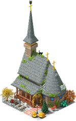 Maramures Church