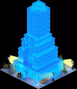 Ice Chrysler Building L2