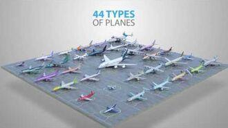 Megapolis Planes