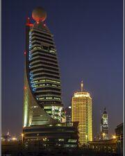 RealWorld Hinter Tower (Night)