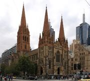 RealWorld St Paul's Cathedral in Melbourne
