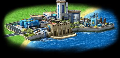 Experimental Desalination Plant Artwork
