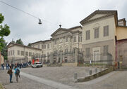 RealWorld Accademia Carrara Art Gallery