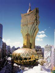 RealWorld Macau Grand Hotel