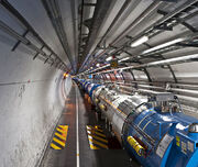RealWorld Large Hadron Collider