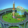 Quest Megapolis's first TV tower
