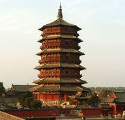 RealWorld Sakyamuni Pagoda