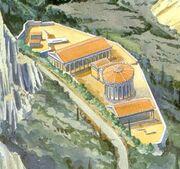 RealWorld The Delphi Sanctuary
