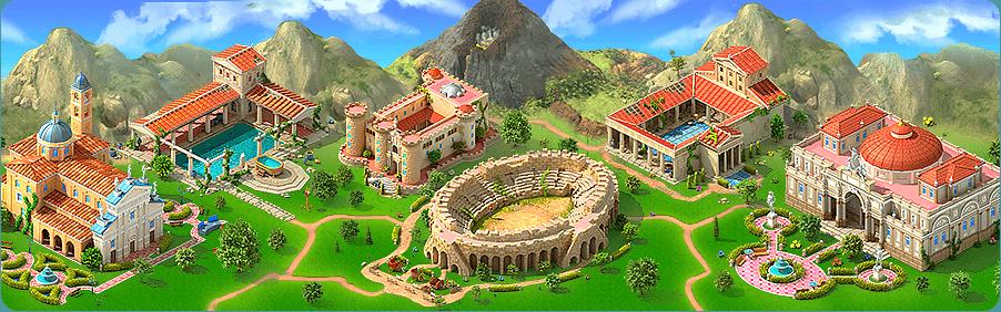 Restoring Pompeii Background