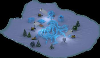 Ice Maze L1