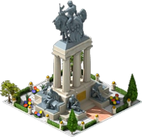 Knight Monument