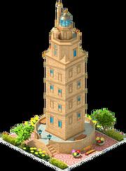 Tower of Hercules at A Coruna