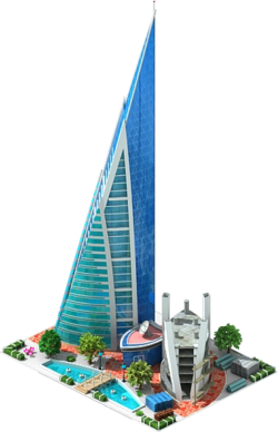 Bahrain WTC L2