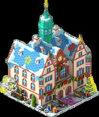 Freiburg New Town Hall