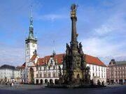 RealWorld Olomouc Town Hall