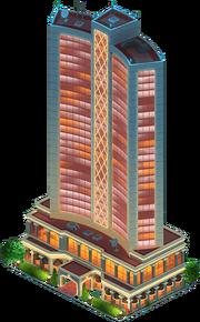 Anchor Casino Complex (Night)