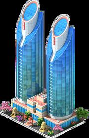 Beijing Twin Towers