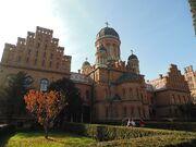 RealWorld Chernivtsi University