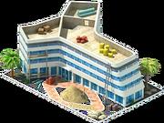 Rovinj Hotel Construction
