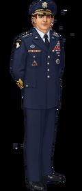 Character War Man