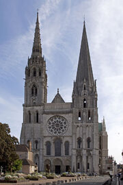 RealWorld Chartres Cathedral
