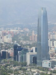 RealWorld Gran Torre Santiago