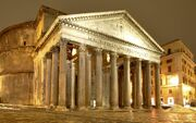 RealWorld Roman Pantheon (Night)