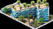 Residential complex tretornbakken