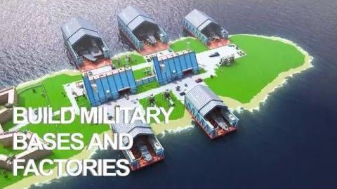 UPDATE - 14 Mar 2016 - Military Base