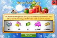 Christmas Day Start Gift