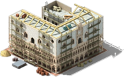 Doge's Palace Construction