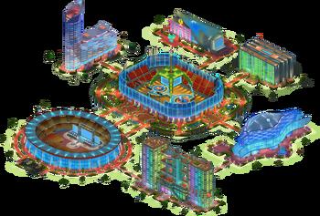 ESports Olympics Area