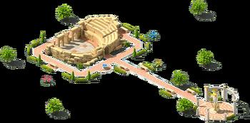 Hierapolis Amphitheater Initial